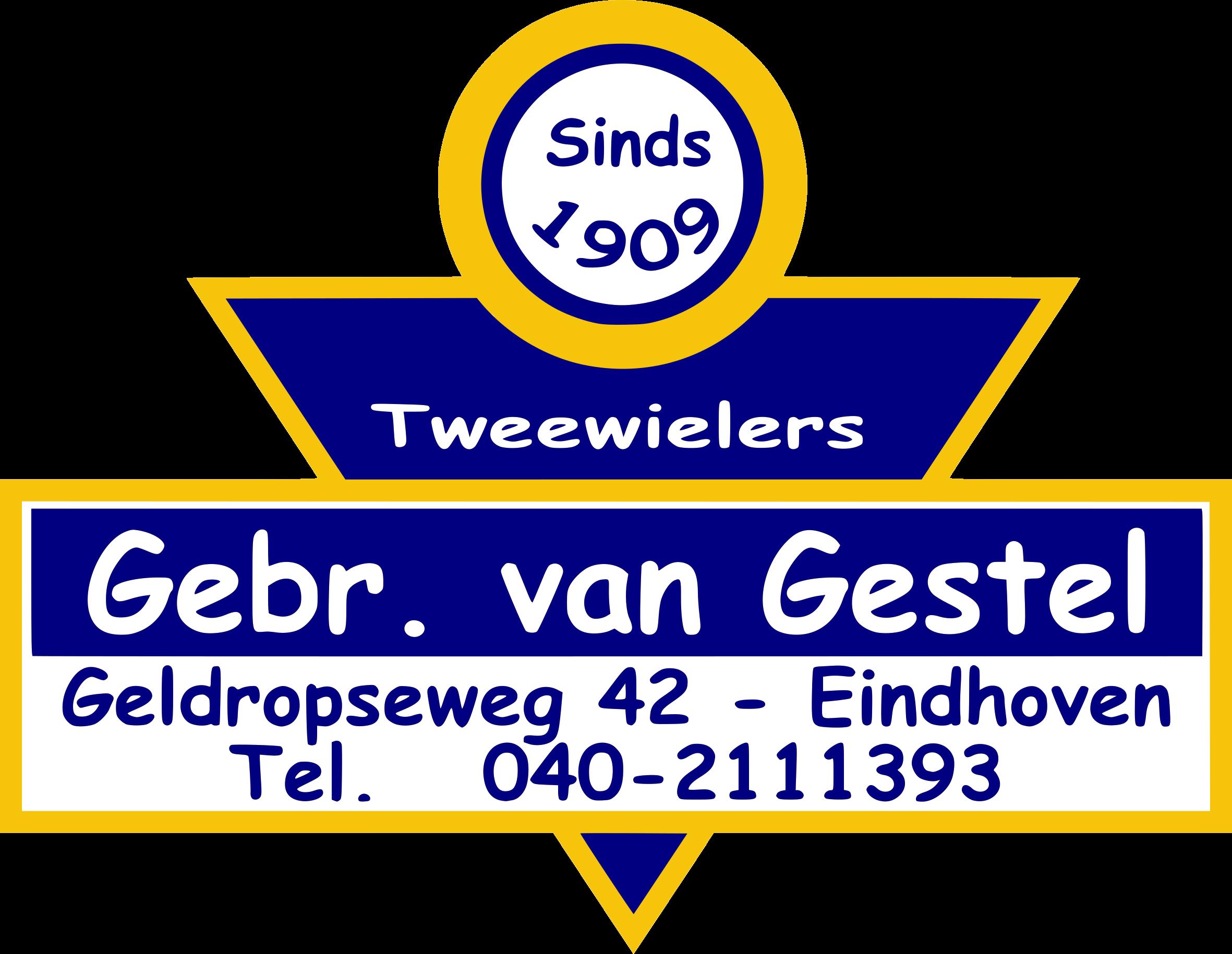 van Gestel tweewieler-techniek logo